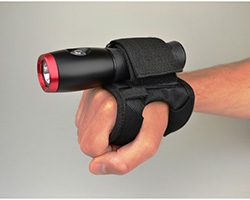 Compact Light Hand and Arm Strap